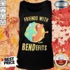 Jaded Friends With Benefits Gumby 1 Tank Top