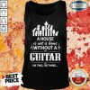 A House Without A Guitar Tank Top