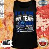 Detroit Lions It's Ok If You Don't Like My Team Not Everyone Has Good Taste Tank Top