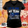 Detroit Lions It's Ok If You Don't Like My Team Not Everyone Has Good Taste V-neck